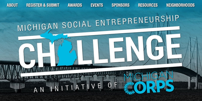 Michigan Social Entrepreneurship Challenge